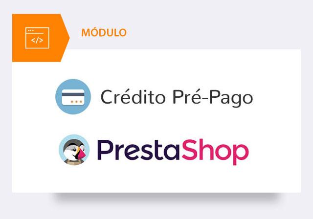 modulo crédito pre pago