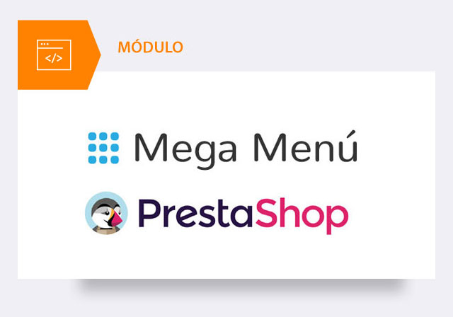modulo mega menu