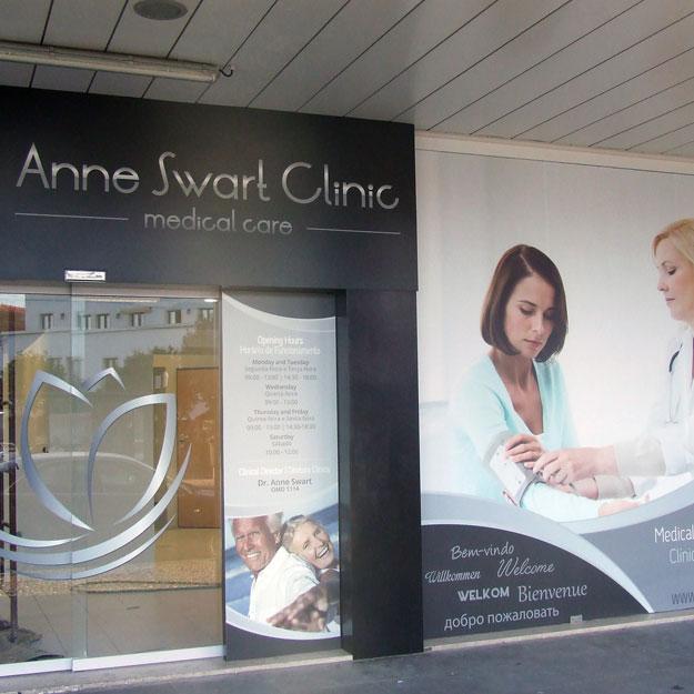 Montra Anne Swart Clinic