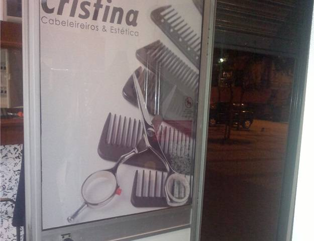 Montra Cristina Cabeleireiros