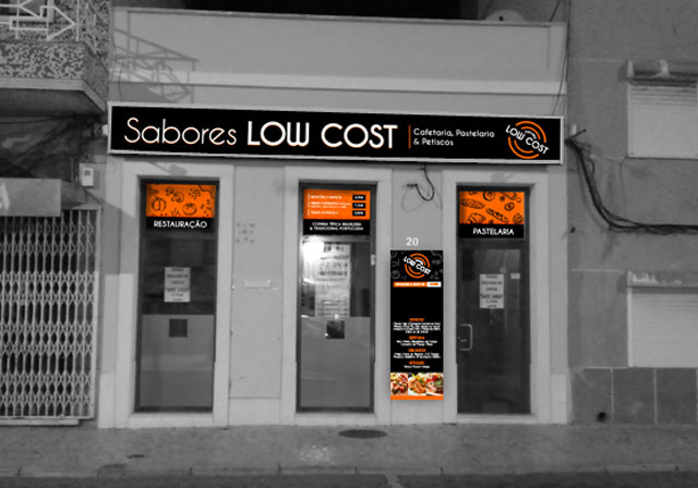 montra sabores low cost