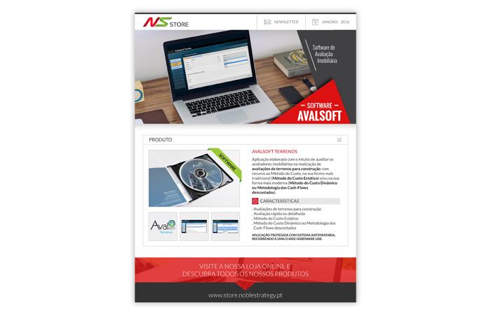 Newsletter NS-Store