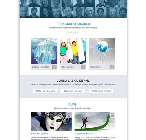 Newsletter PNL-Portugal