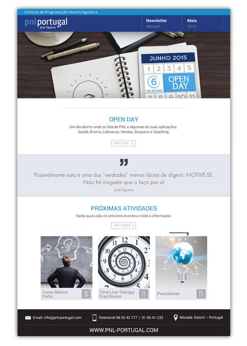Newsletter PNL-Portugal