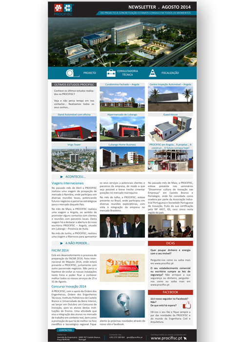 Newsletter Procifisc