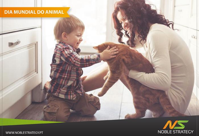 Dia Mundial do Anima