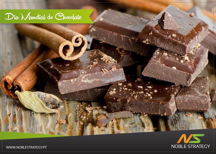 Hoje é o Dia Mundial do Chocolate