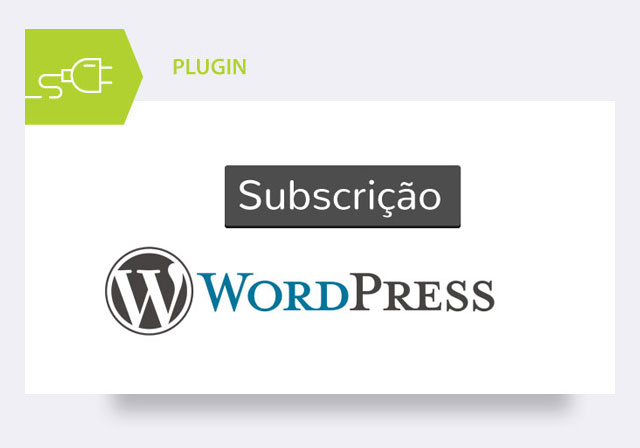 plugin sistema de subscrições