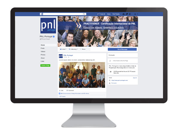 Facebook PNL-Portugal