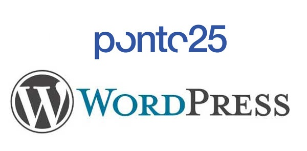 Ponto25 wordpress