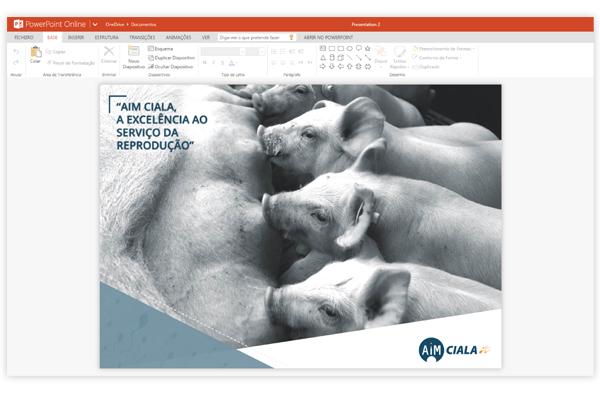 PowerPoint AIMCiala
