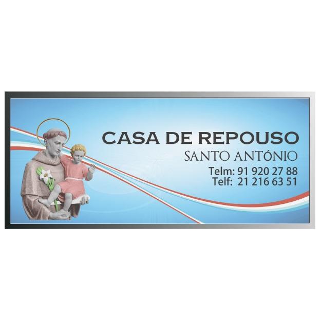 Montra Casa de Repouso Santo António