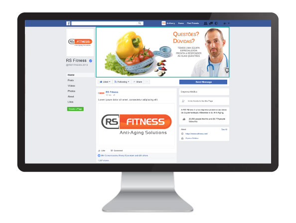 Facebook RS Fitness