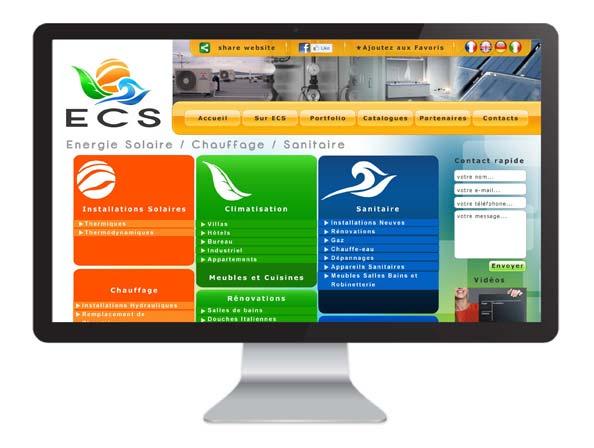 Website ECS