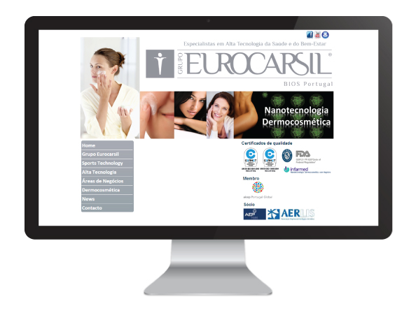Website Eurocarsil
