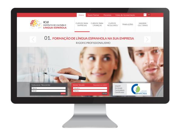 ICLE website