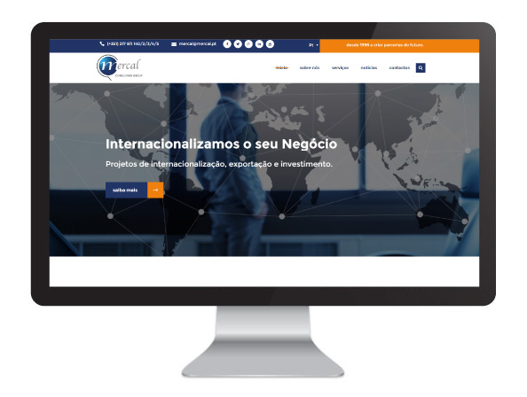 Website Mercal