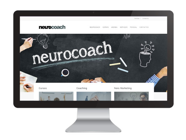 Website Neuro Coach