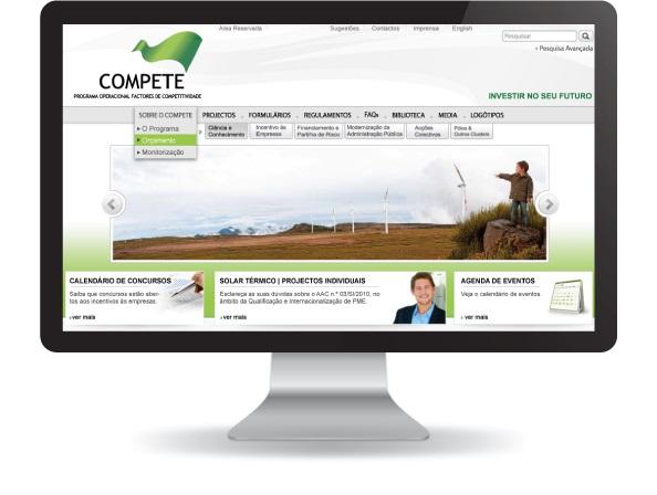 Proposta Portal Compete