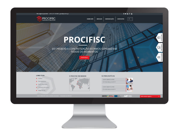 Websitesite Procifisc