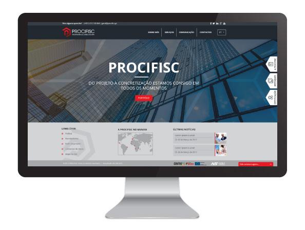 Websitesite Procifisc