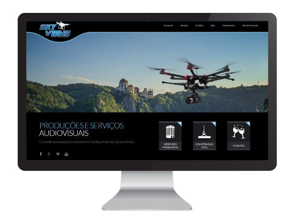 Website SkyViews