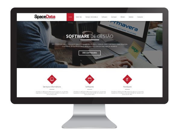 Website SpaceData