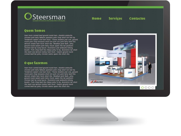 Website Steersman