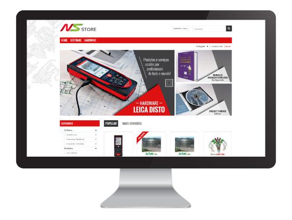 Loja Online NS Store