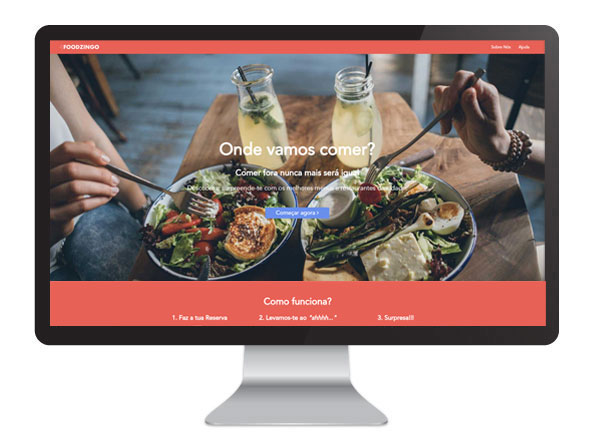 Website Foodzingo