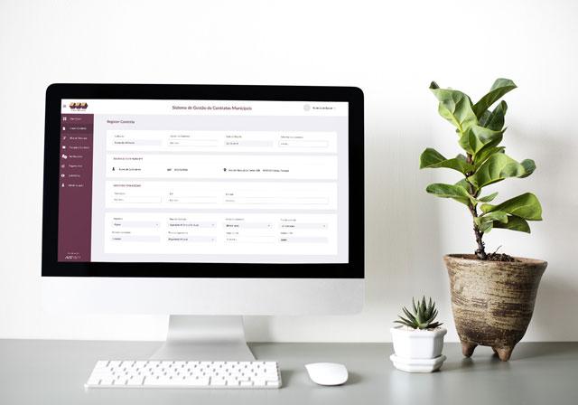software gestão contratos