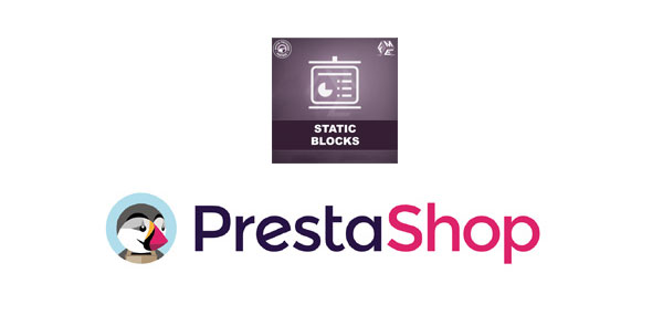 Prestashop Módulo Static Block
