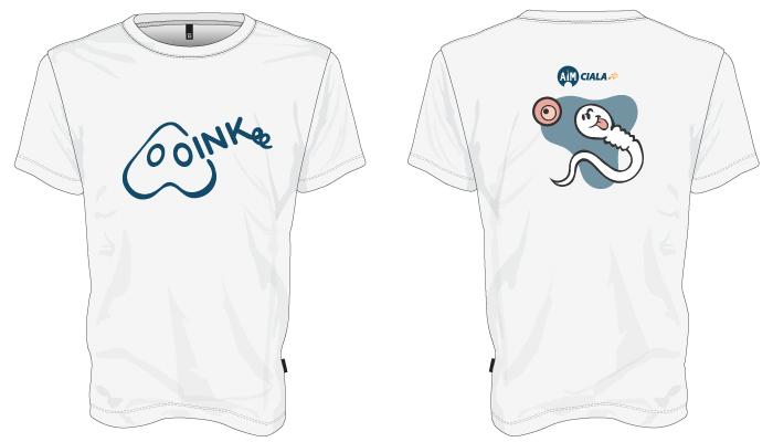 T-Shirt AIM Ciala