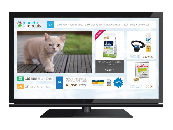 TV Corporativa - Planeta dos Animais
