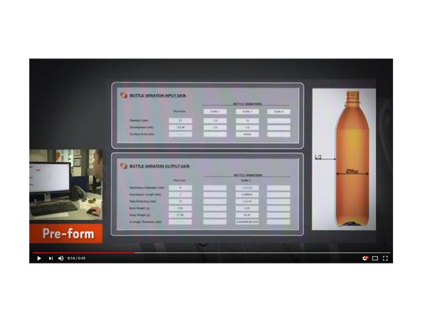 Video pre-form Generator