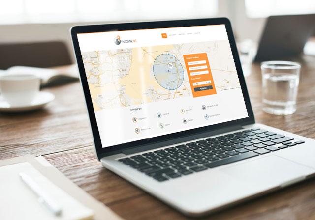 website portal encontraki