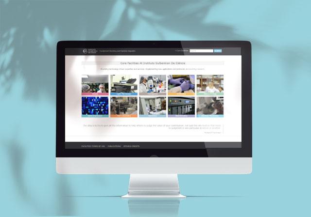 websites gulbenkian institute