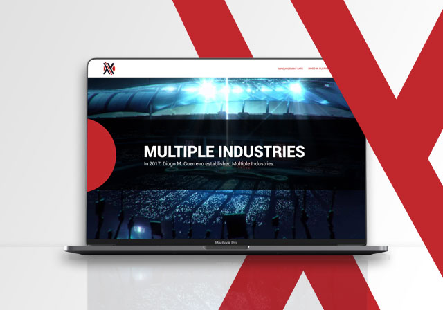 website multiple industries