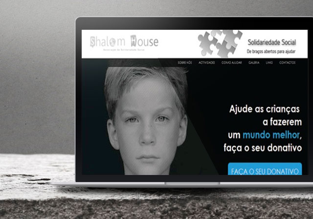 website shalom-house