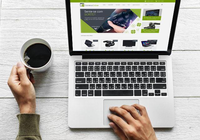 plataforma sorteios online
